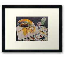 Pygmalion Joins the Band Framed Print