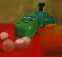 The Hungry Hippo by Kristi Nobers