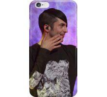 Mitch Grassi- Pentatonix purple background iPhone Case/Skin
