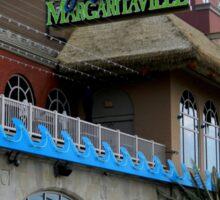 Margaritaville - on the Shore         ^ Sticker