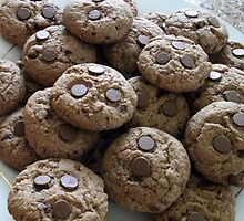 Chocolate chip cookies by evonealawi