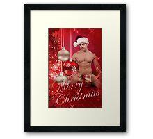 39149B-RA-Chris Rockway Christmas Framed Print