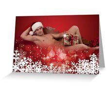 39163A-RA Chris Rockway Christmas Greeting Card