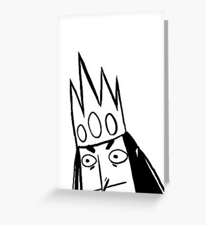 MILKER MEME Greeting Card