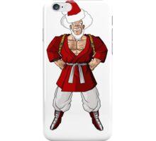 Mr satan Mr santa iPhone Case/Skin