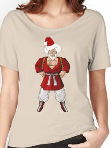 Mr satan Mr santa Women's Relaxed Fit T-Shirt