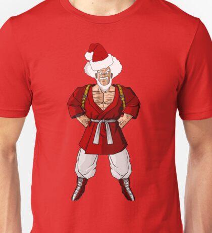 Mr satan Mr santa Unisex T-Shirt