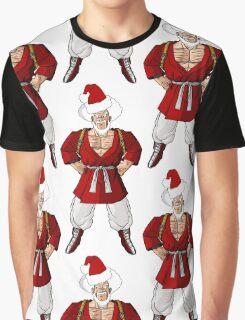 Mr satan Mr santa Graphic T-Shirt