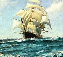 Crossing the Ocean by markmonty