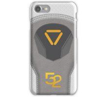 Oblivion Suit Tech 52 iPhone Case/Skin