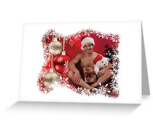 39212A-RA Chris Rockway Christmas Greeting Card