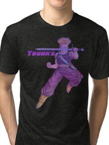 Trunks Retro Tri-blend T-Shirt