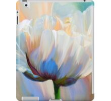Coco In Love, dramatic floral art iPad Case/Skin
