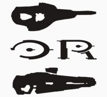 Carbine or Light Rifle Shirt by SinCitySpartan