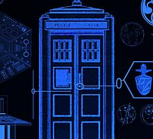 Police Box by sofich