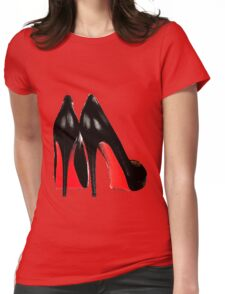 Dirty Tee Womens Fitted T-Shirt