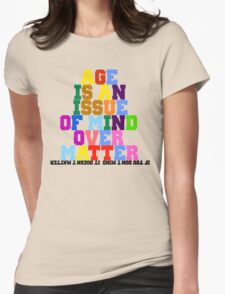 quotees Womens Fitted T-Shirt