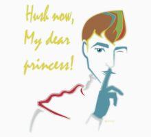 Neon - Hush now, my dear princess! One Piece - Short Sleeve