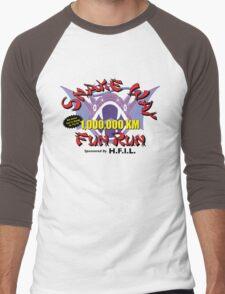 Snake Way Fun Run Men's Baseball ¾ T-Shirt