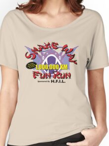 Snake Way Fun Run Women's Relaxed Fit T-Shirt