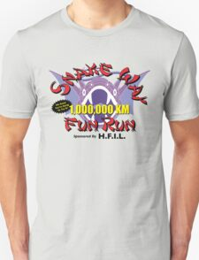 Snake Way Fun Run Unisex T-Shirt
