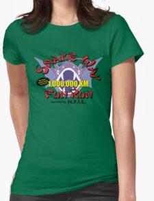Snake Way Fun Run Womens Fitted T-Shirt