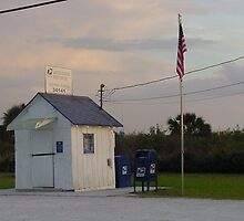 Is it really a US Post Office? by Penny Rinker