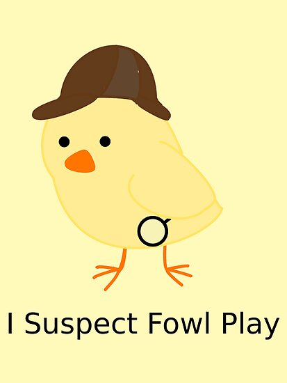 Fowl Play by Crystal Potter