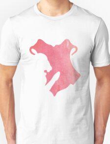 Gryffindor Watercolor Unisex T-Shirt