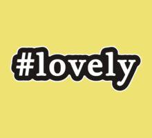 Lovely - Hashtag - Black & White Kids Clothes