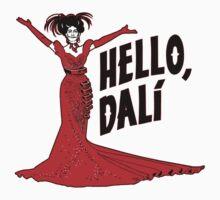Hello Dalí by Ivy Izzard
