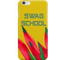 Swag School Gold Case iPhone Case/Skin