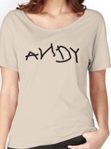 ANDY (Toy Story) Women's Relaxed Fit T-Shirt