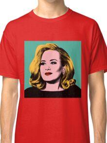 Adele Pop Art -  #adele  Classic T-Shirt