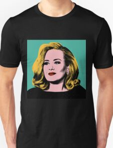 Adele Pop Art -  #adele  T-Shirt