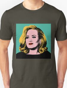 Adele Pop Art -  #adele  Unisex T-Shirt