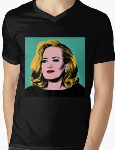 Adele Pop Art -  #adele  Mens V-Neck T-Shirt
