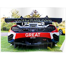 Visit Britain; and buy your very own Maclaren  Poster