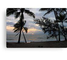 MCC Oak Beach Far North Queensland Canvas Print