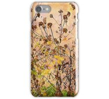 Wintry Weeds 3...........................Most Products iPhone Case/Skin