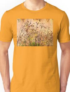 Wintry Weeds 3...........................Most Products Unisex T-Shirt