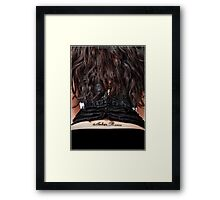 Stamp Framed Print