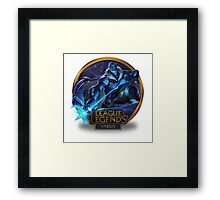 Arctic Ops Varus - League of Legends Framed Print