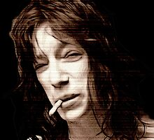 patti smith by magenandstacy