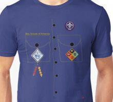scout Halloween costume Unisex T-Shirt