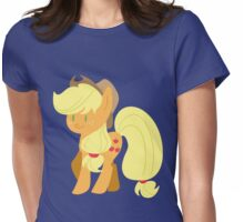 Little Applejack Womens Fitted T-Shirt