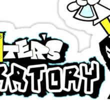 Walters laboratory Sticker