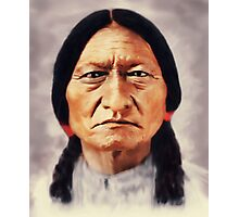 Chief Sitting Bull Photographic Print