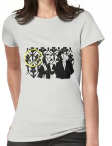 In 221B Womens Fitted T-Shirt