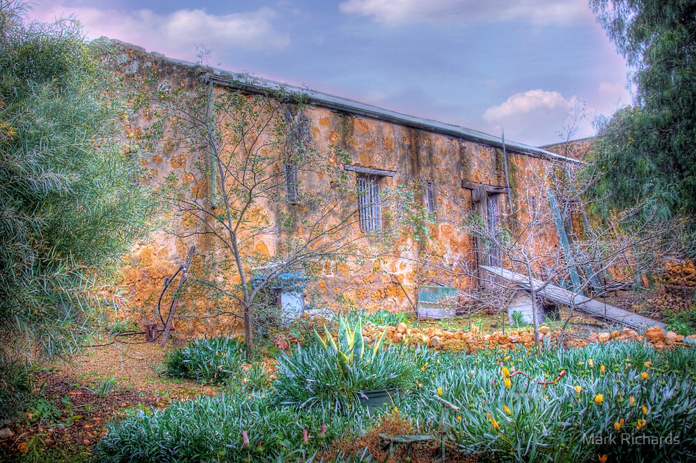 The Barn - Manna House, Mannum, Murraylands by Mark Richards
